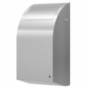 284-Stainless Design Poubelle, 30 l