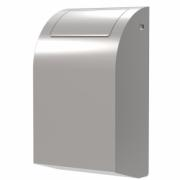 292-Stainless Design poubelle, 30 l